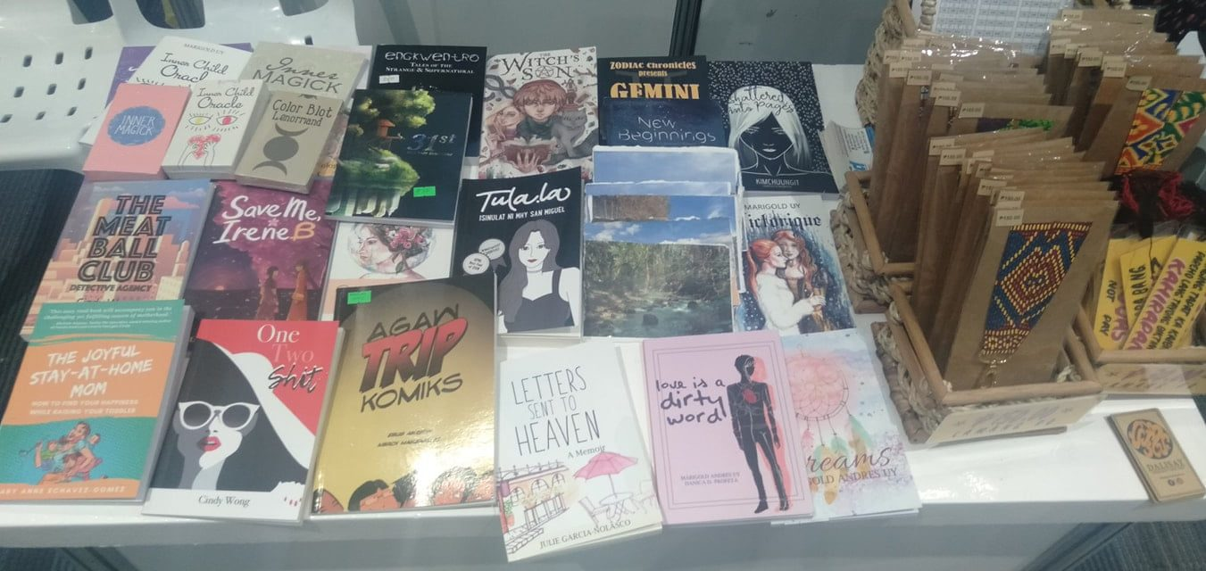 8Letters MIBF 2019